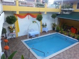 La Mamre pool